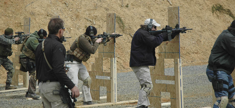 Ares Tactical » Firearms Training